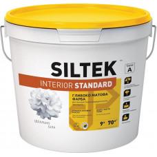 Краска SILTEK Interior Stаndard интерьерная 9 л
