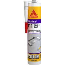 Однокомпонентный многоцелевой клей-герметик Sika Sikaflex-111 Stick&Seal 290 мл