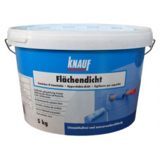 Гидроизоляция KNAUF Flachendicht 5 кг