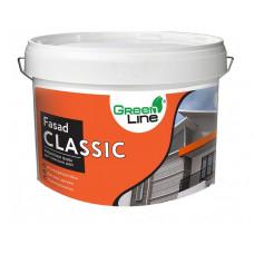GREEN LINE Фасадная краска Fasad Classic 10л