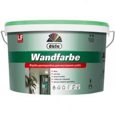 Краска дисперсионная DUFA Wandfarbe D 1a 10 л