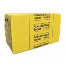 Акустическая минеральная вата AcousticWool Sonet 6,0 м2 50 мм