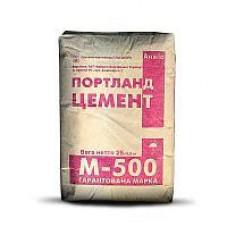 ЦЕМЕНТ Портландцемент  М-500 25 кг