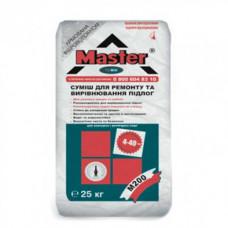 Ремонтная смесь для полов MASTER REMIX М 200 25 кг