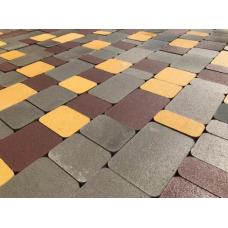 Тротуарная плитка Bena Старый город Комплект 5 камней 40 мм