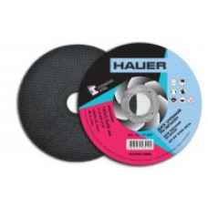 Диск отрезной по металлу Hauer 230 мм, 2,0 мм, 22 мм