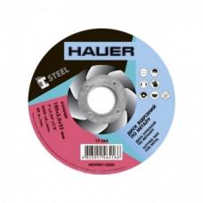 Диск отрезной по металлу Hauer 180 мм