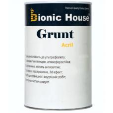 Грунт-лак акриловый Bionic House Grunt Acril 1 л