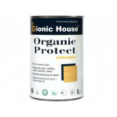 Антисептик Bionic House Organic Protect Antiseptic 1 л Бесцветный