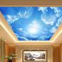 Фотообои на потолок