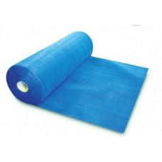 Штукатурная сетка 160 г/м2 Masterplast Синяя 5ммх5мм, рулон 1м*50м