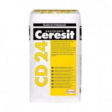CERESIT CD-24 Полимерцементная шпаклевка до 5мм, 25кг