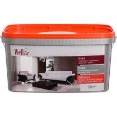 Клей Wellton для стеклообоев 10 кг