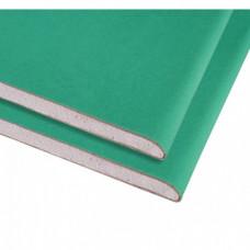 KNAUF ГКП (Гипсокартонная плита Влагостойкая) 3000*1200*12,5 мм