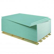 KNAUF ГКП (Гипсокартонная плита Влагостойкая) 2000*1200*12,5 мм