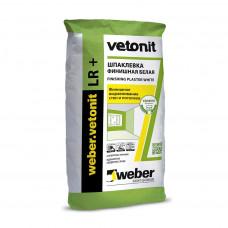 Шпаклевка Vetonit LR+ Финишная 20 кг