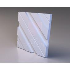 Декоративная гипсовая 3D панель Grand Bena 30х30 см, 1 шт
