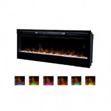 Электрокамин Dimplex Prism 50 LED wf 1277x495x181 мм чёрный