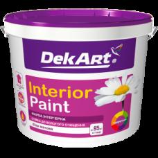 "Краска интерьерная ""Interior"" DekArt 1,2 кг"