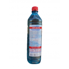Антисептик для рук и поверхности (без дозатора) Септ-Фарм, 0,9 л