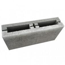 Блок бетонный перегородочный под распил Bena 390х190х90 мм