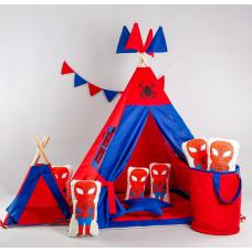 Вигвам-палатка «Серия Супергероев - Спайдермен» BENA