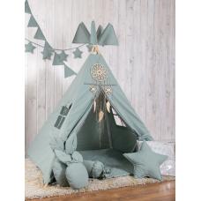 Вигвам-палатка «Мятные облака» BENA