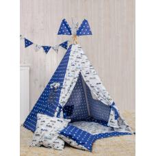 Вигвам-палатка «Зайчики-гонщики» BENA