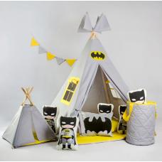Вигвам-палатка «Серия Супергероев – Бэтмен» BENA