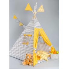 Вигвам-палатка «Желтые звезды» BENA