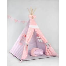 Вигвам-палатка «Белоснежка» BENA